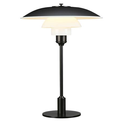 Louis Poulsen PH 3 1/2-2 1/2 lámpara de mesa negra