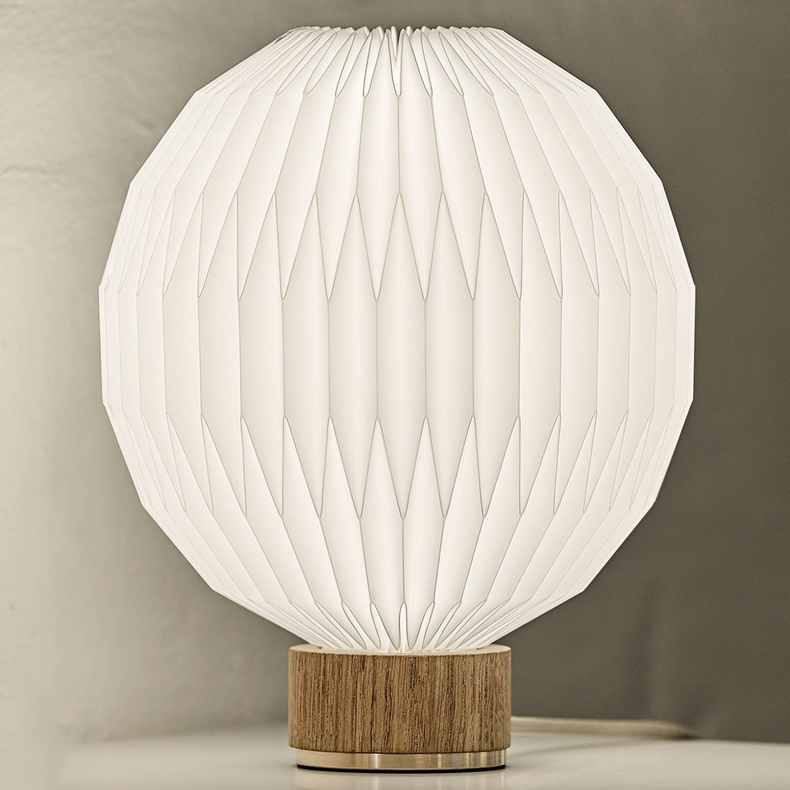 LE KLINT 375 tafellamp kunststofkap 25 cm