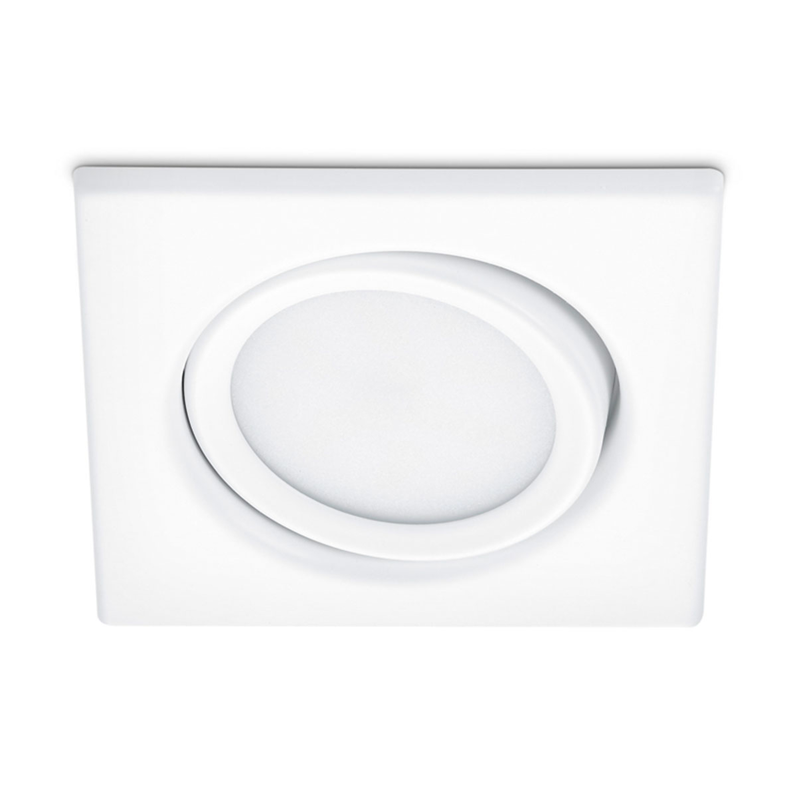 Downlight LED orientabile Rila, bianco