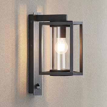 Lucande Ferda Sensor Außenwandlampe, hängend