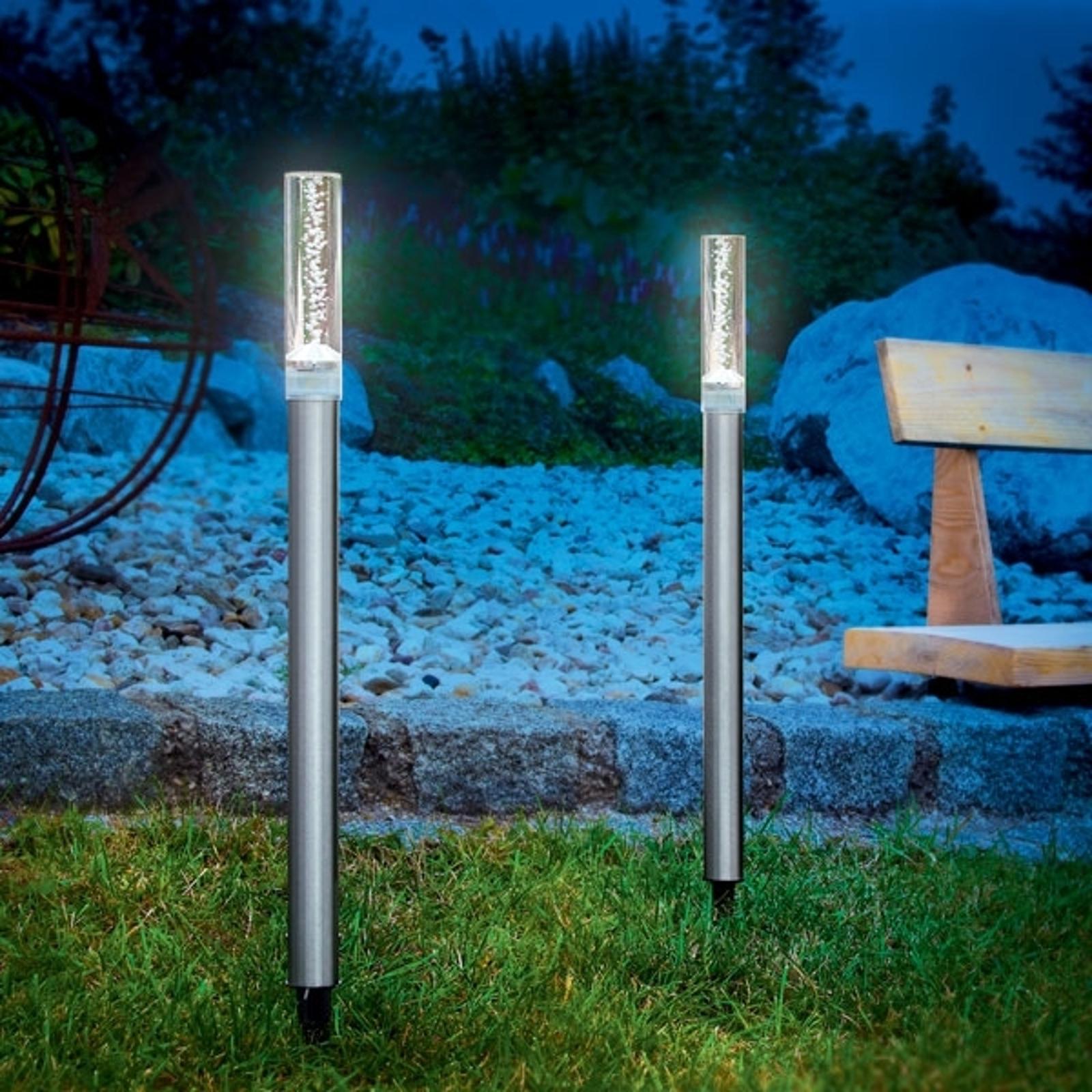 Solar Design Leuchtstäbe Twin 2er Set