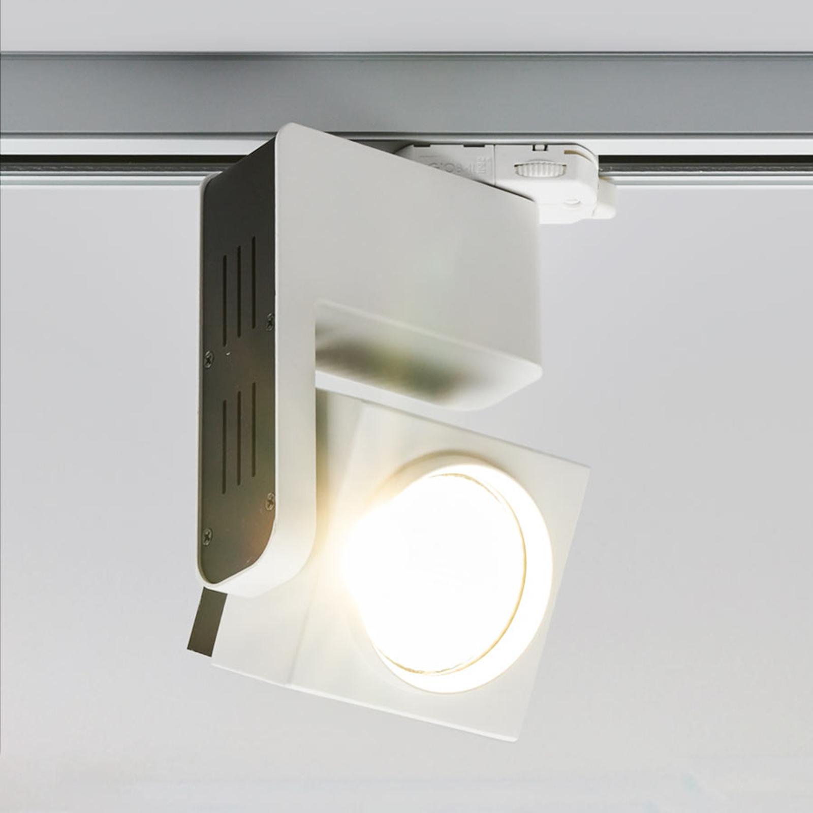 Jamie - faretto LED per binario a 3 fasi