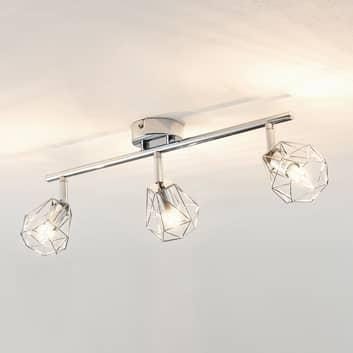 Lindby Giada LED-Deckenstrahler, dreiflammig