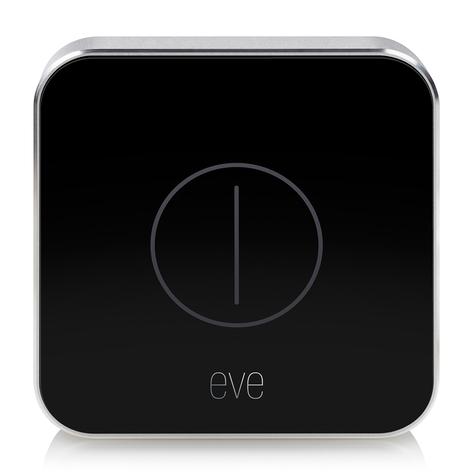 Eve Button mando a distancia para HomeKit de Apple