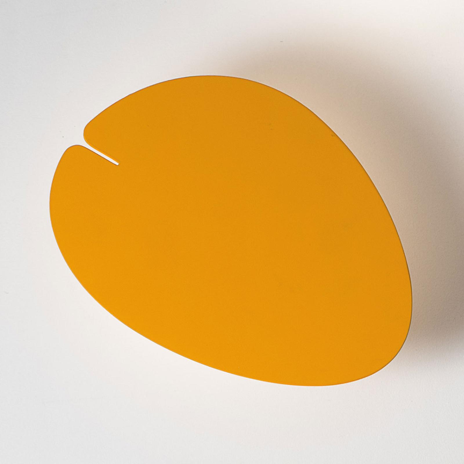 Martinelli Luce Lucciola LED-Wandleuchte in Gelb