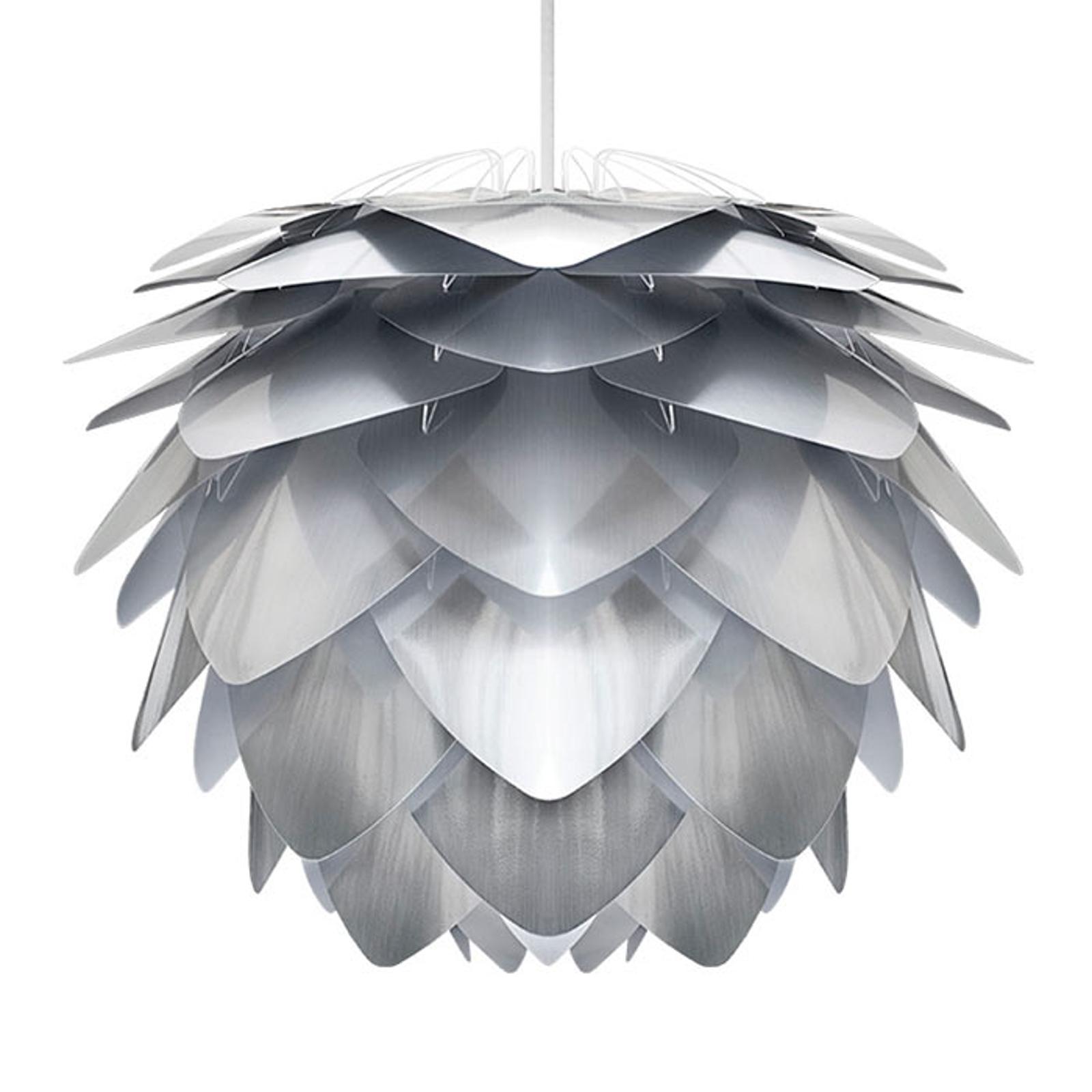 Ekskluzywna lampa wisząca Silvia medium, stal