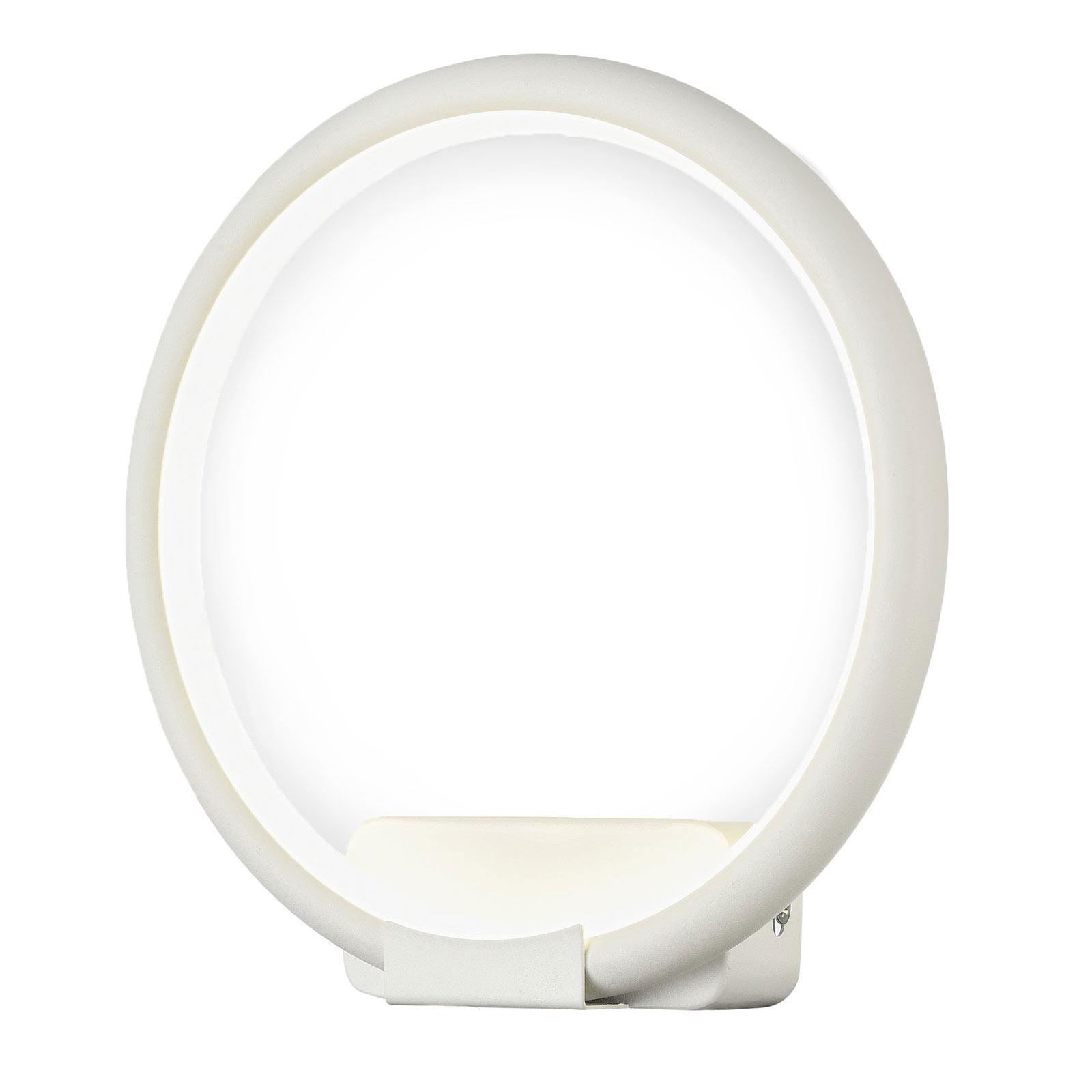 LED-Wandleuchte Nola, geschlossener Ring