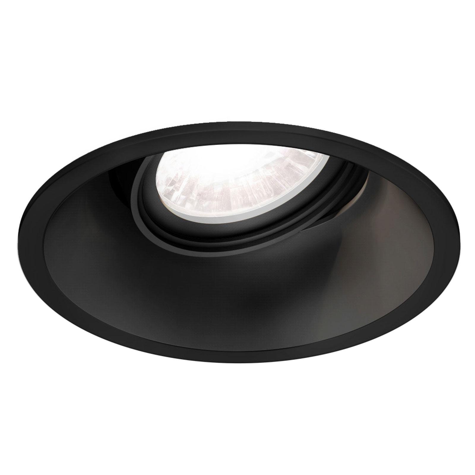 WEVER & DUCRÉ Deep Adjust spot dim-to-warm zwart