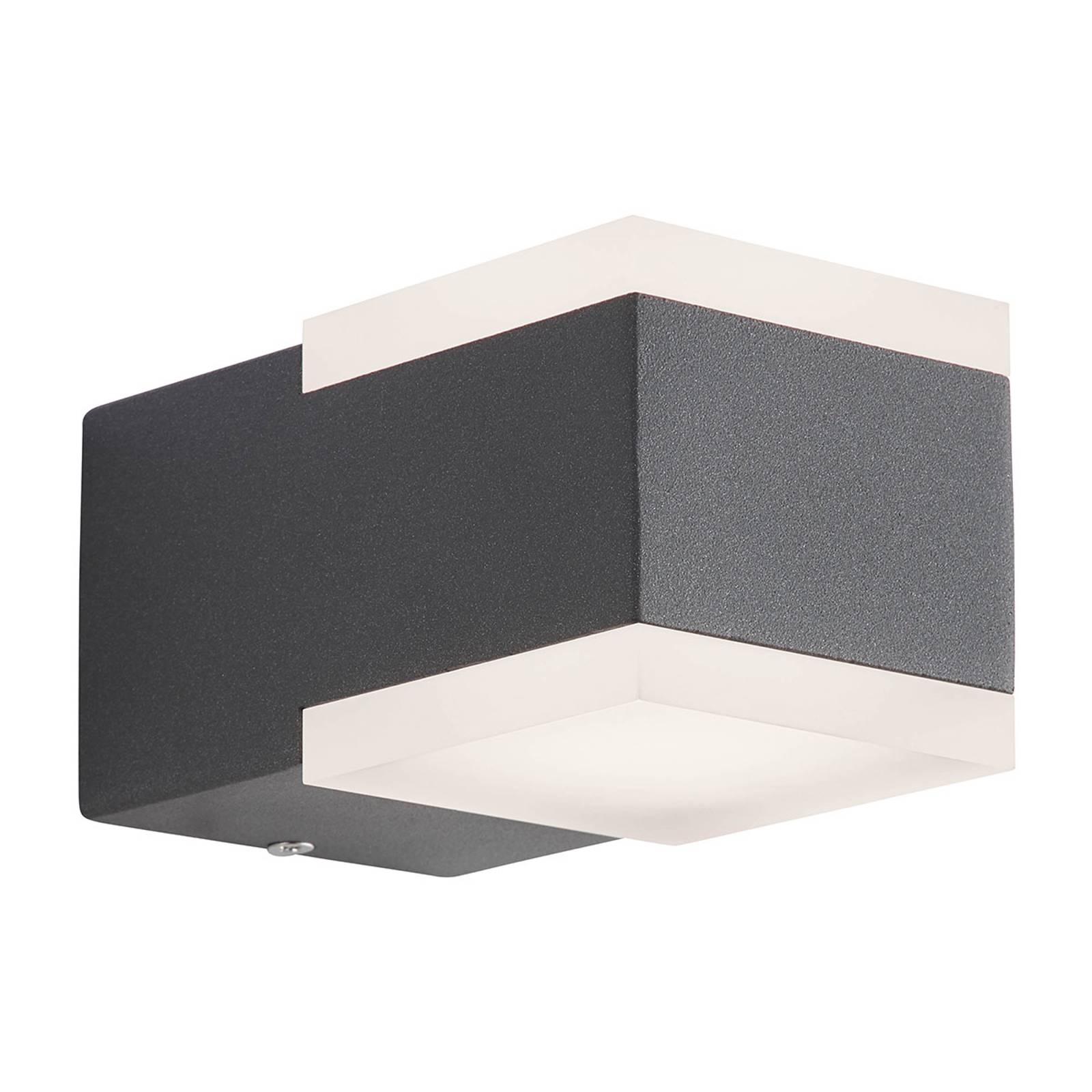 AEG Amity LED buitenwandlamp, 2-lamps