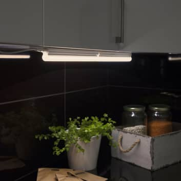 LED-bänklampa Cabinet Light med strömbrytare