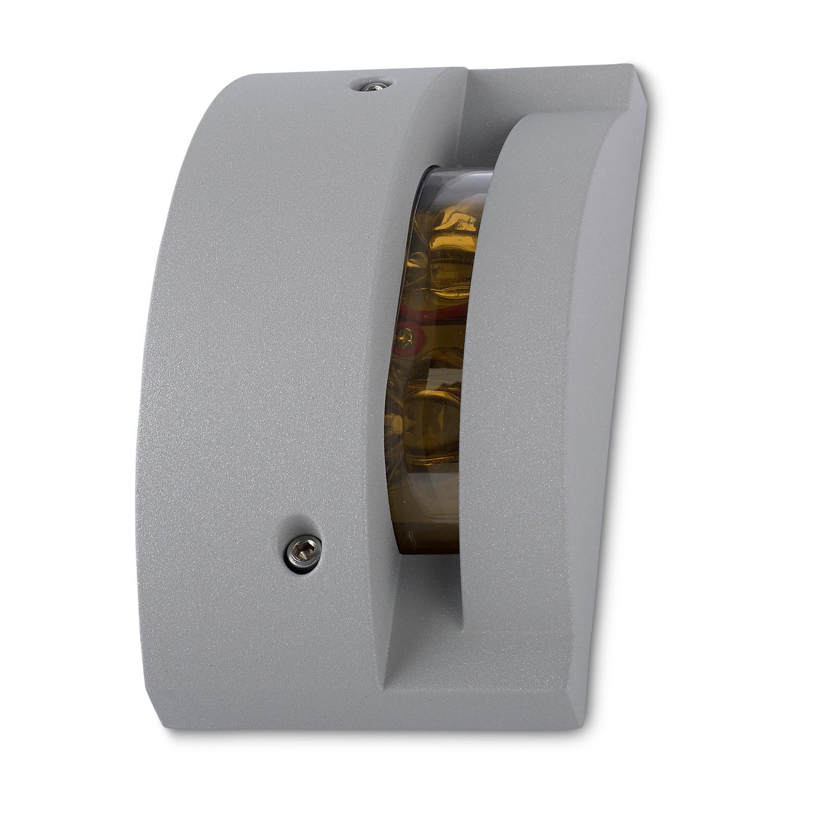 LEDS-C4 Finestra LED-væglampe med 3 farvefiltre