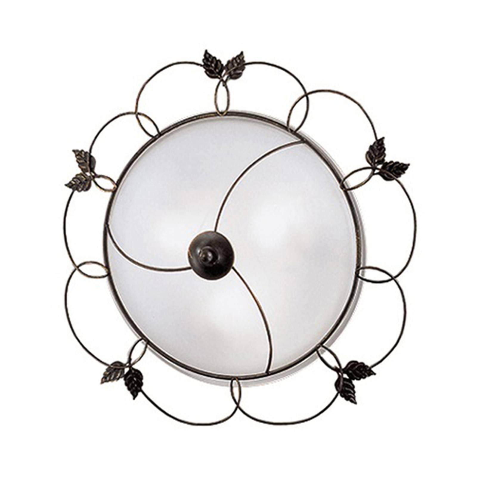 Plafondlamp FLORA by Kögl, 45 cm