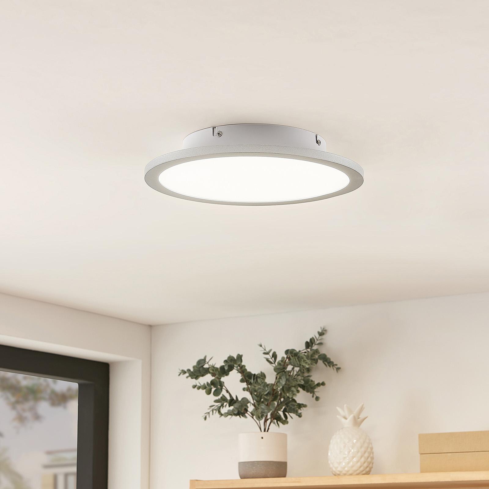 Lindby Narima LED-taklampe, 4000 K, Ø 30 cm