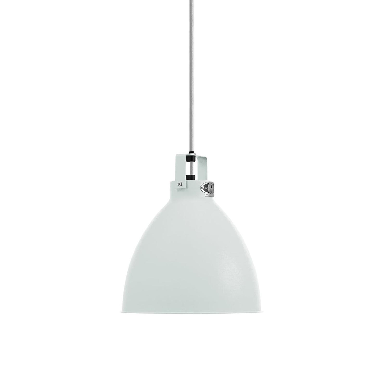 Jieldé Augustin A240 lampa wisząca biała matowa