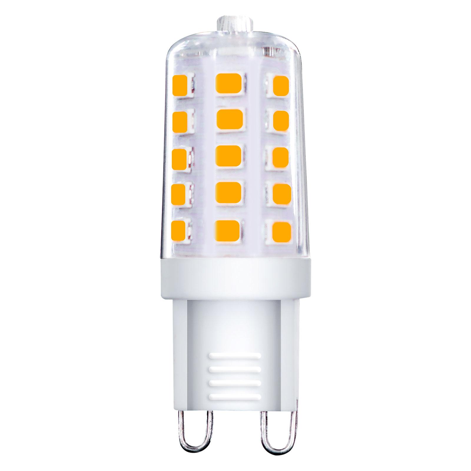 G9 3W 927 LED-Stiftlampe klar
