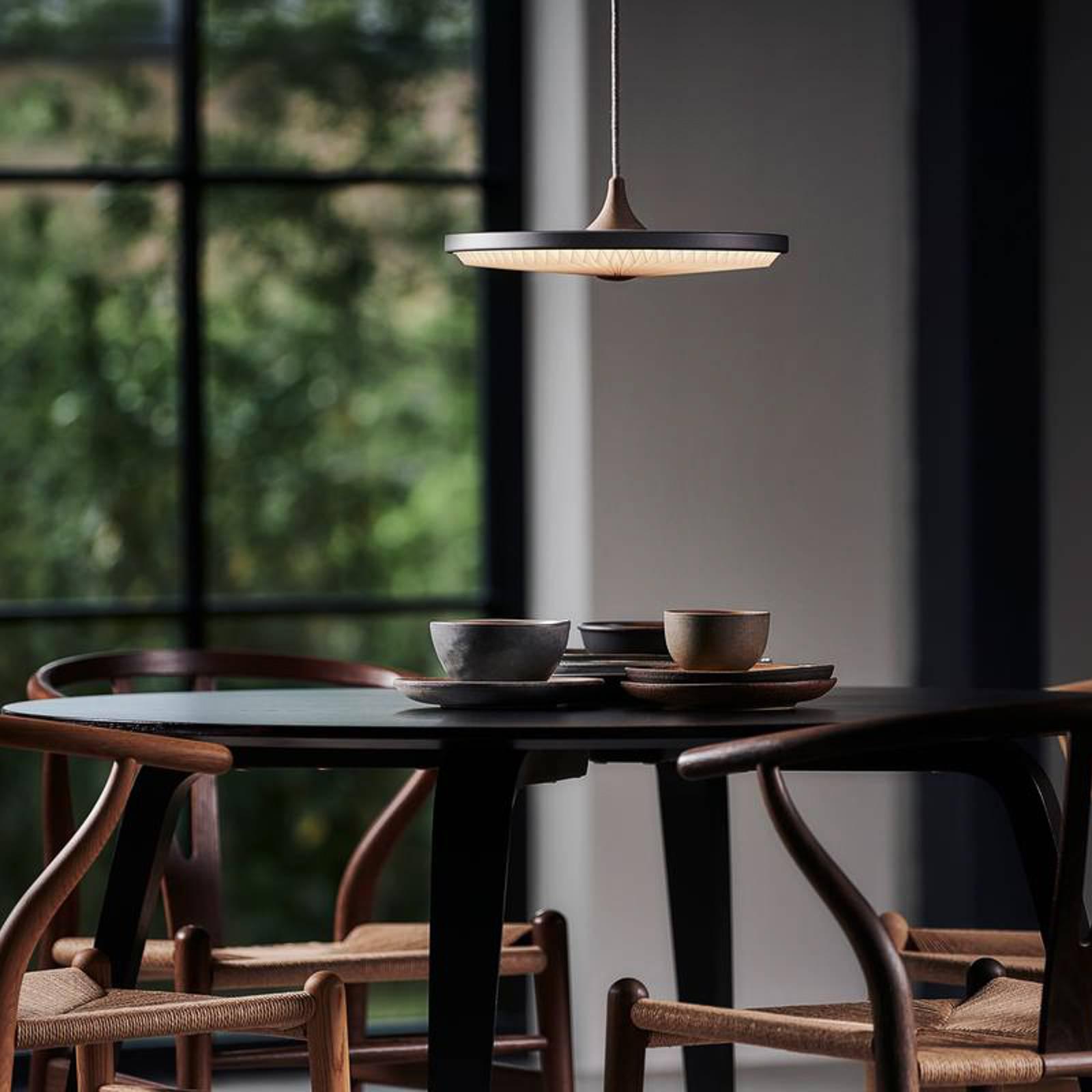 LE KLINT Soleil hanglamp papier licht Ø 50 cm dim