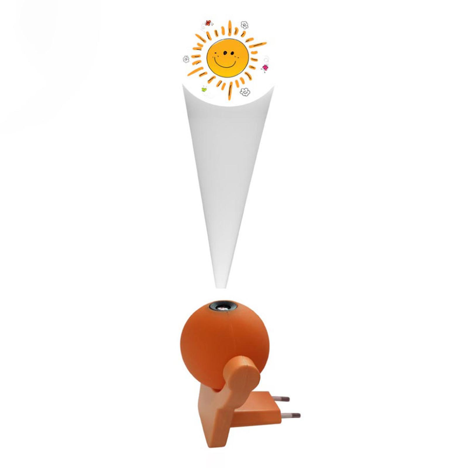 LED-Nachtlicht Sunny