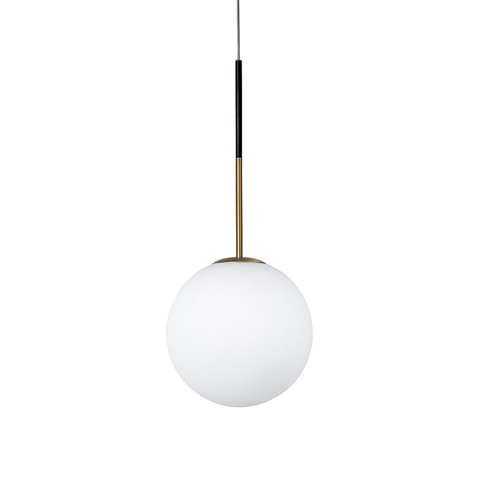 Jugen hængelampe, 1 lyskilde
