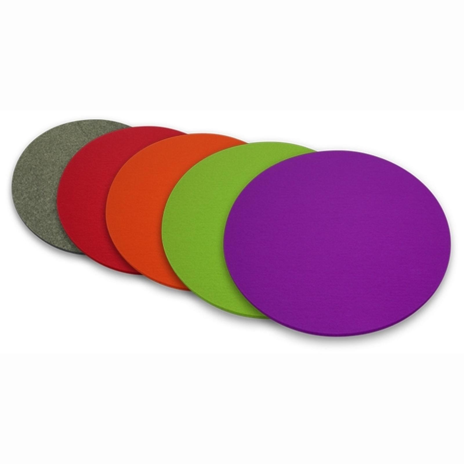 Tafel BUBBLE, RGB-LED met glasplaat