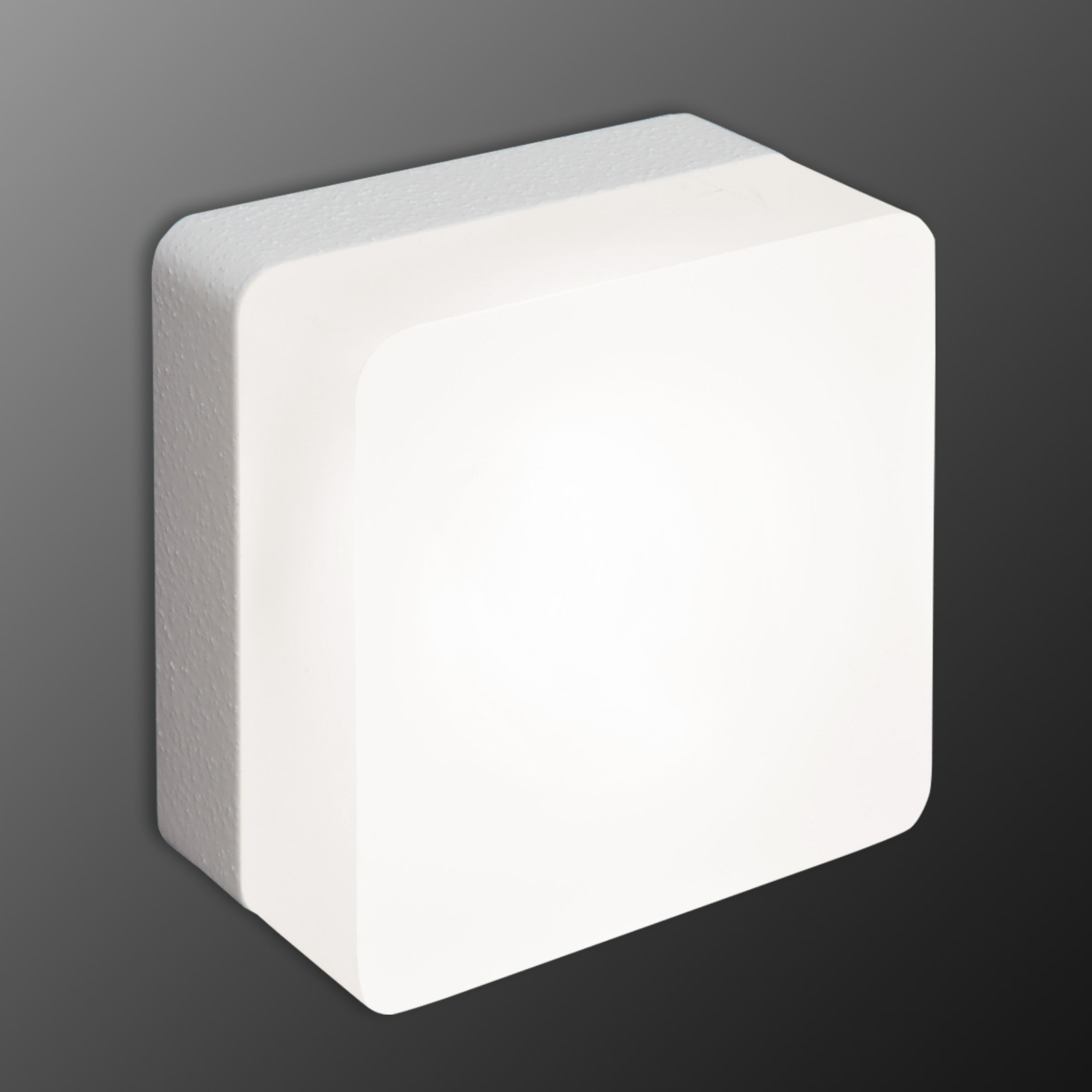 Concrete grey painted LED wall light Muffin_3039192_1