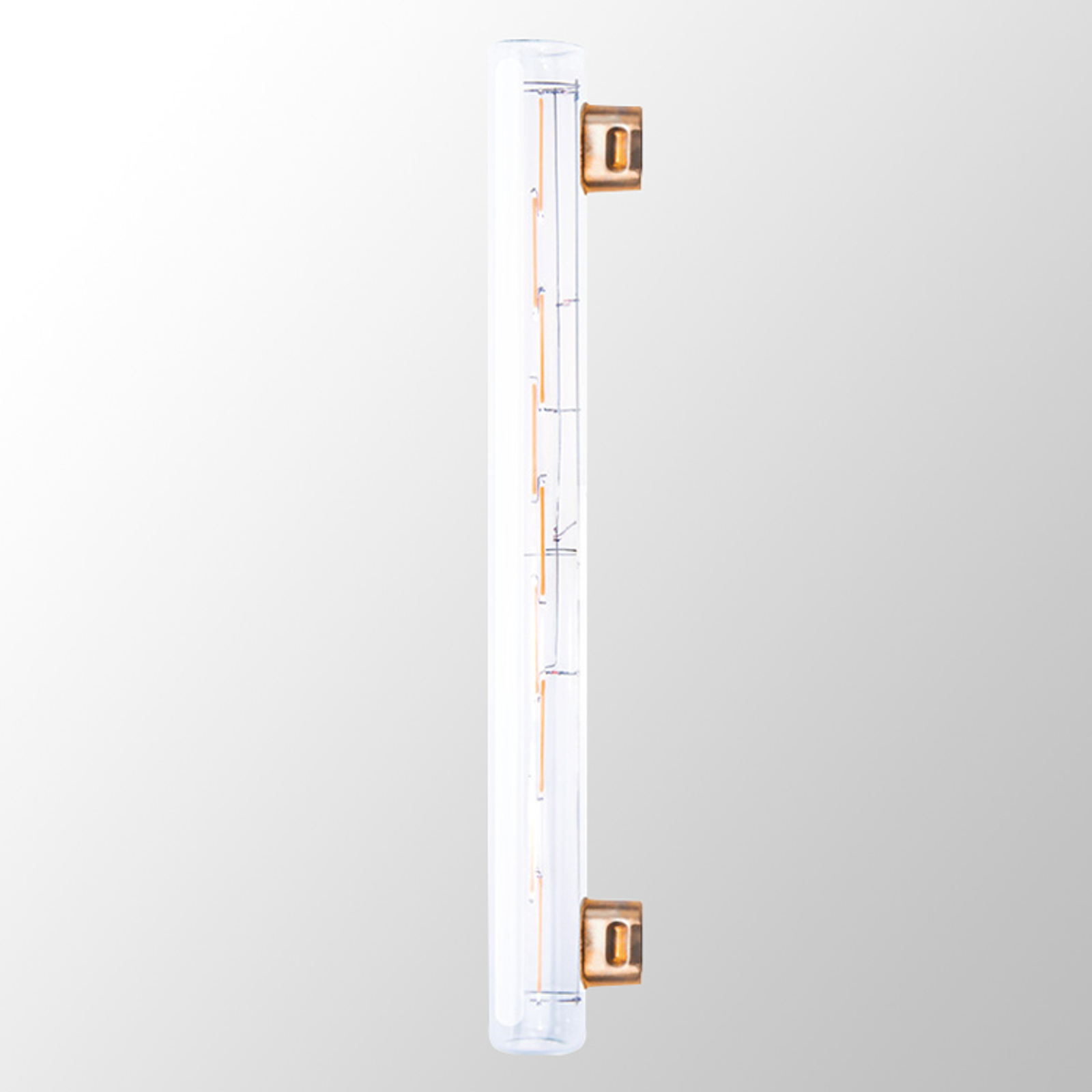 S14s 8W 922 LED-Linienlampe, 300 mm