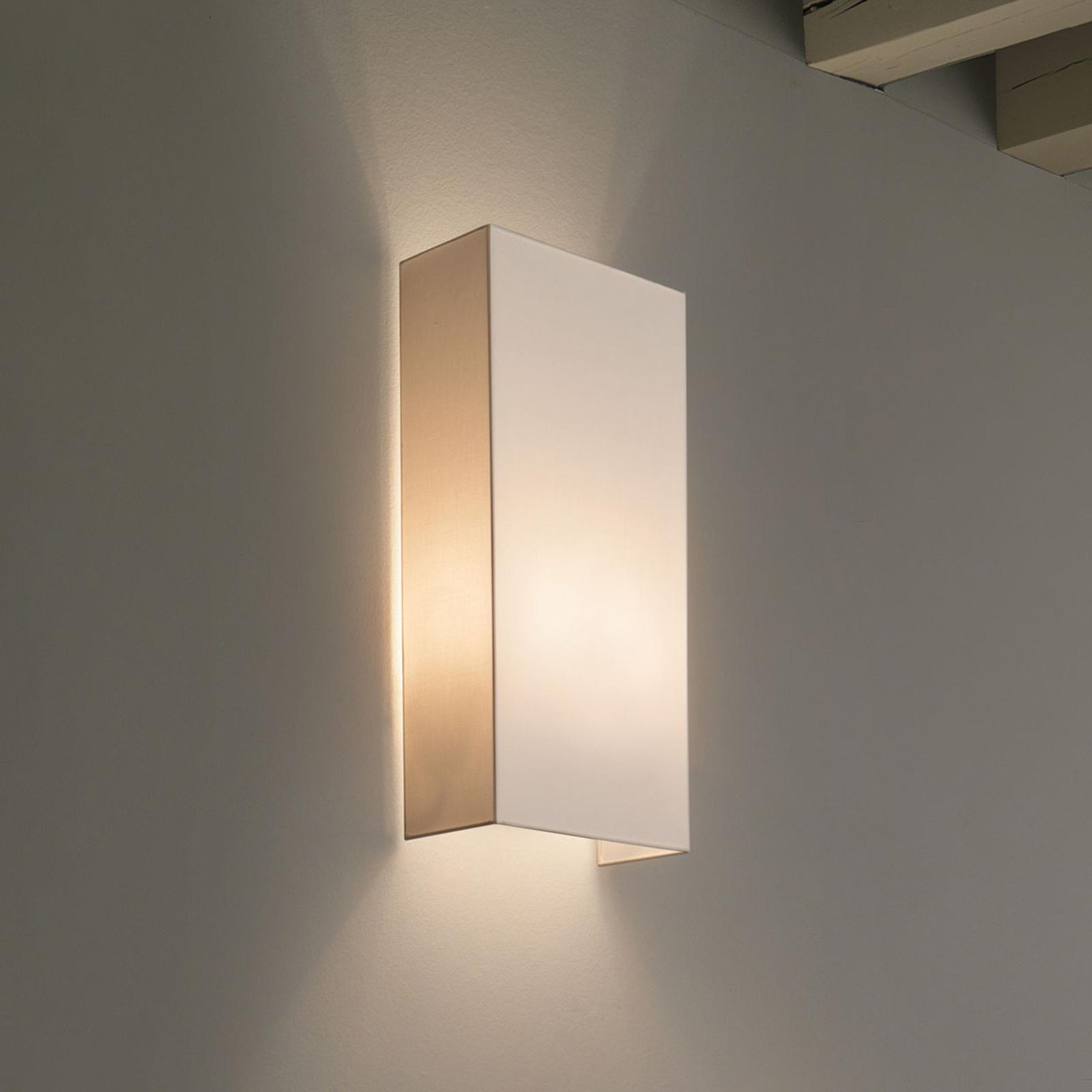 Modo Luce Rettangolo wandlamp 40 cm ivoor