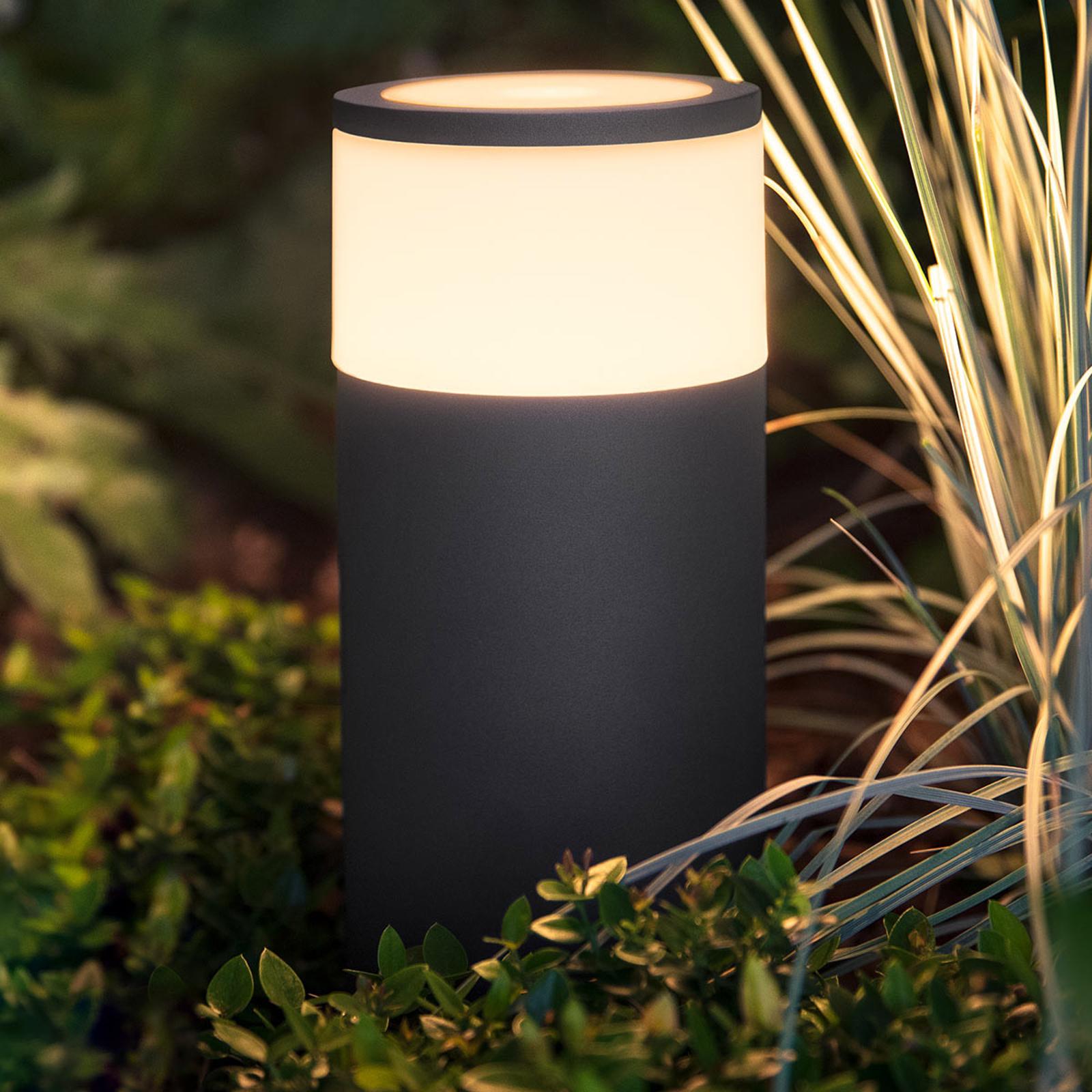 Philips Hue lampa cokołowa LED Calla, baza