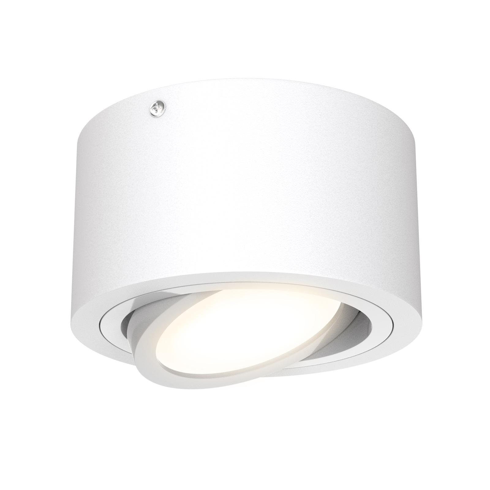 Tube 7121-016 LED-takspot i hvit