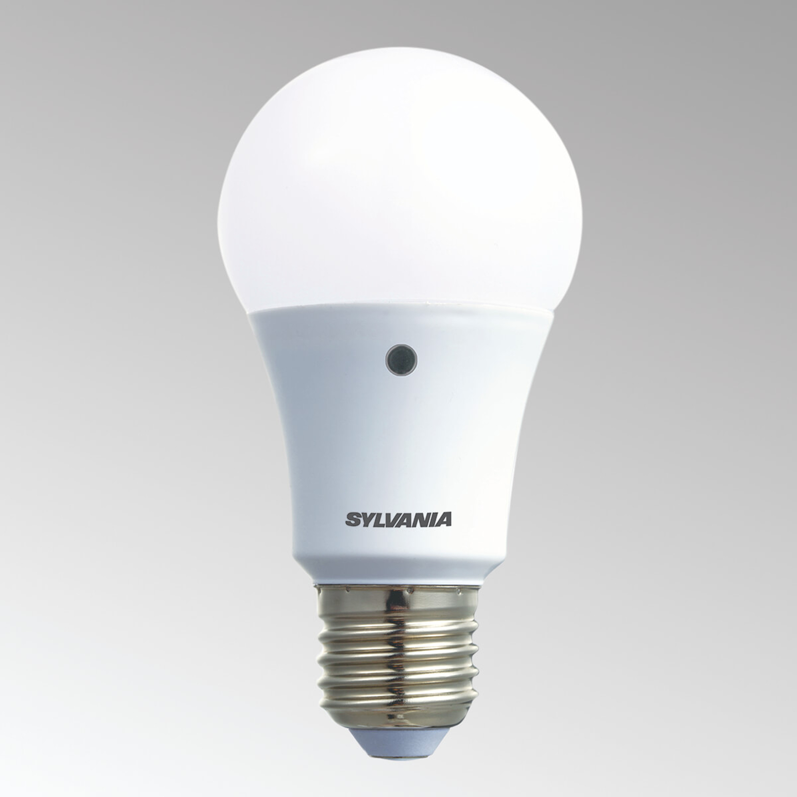 Lampadina LED E27 8,5W, bianco caldo, Light-Sense