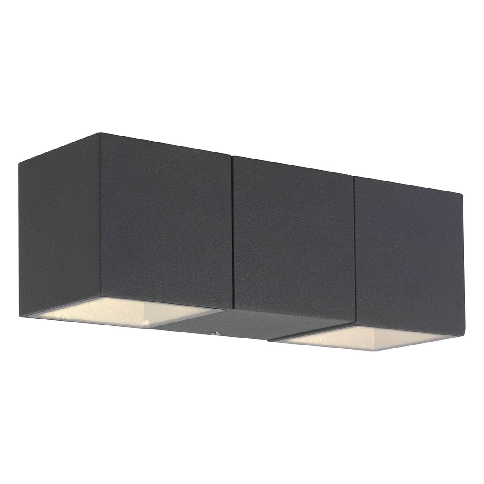 AEG Daveen applique d'extérieur LED à 2 lampes