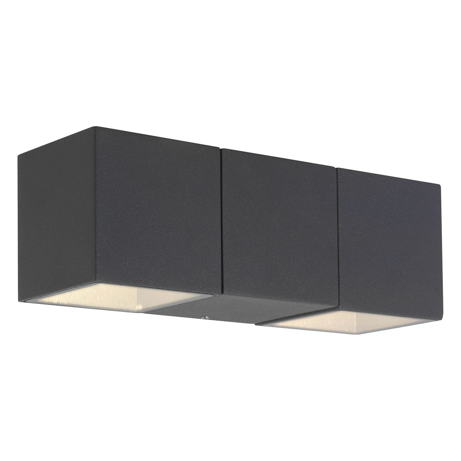 AEG Daveen LED buitenwandlamp 2-lamps