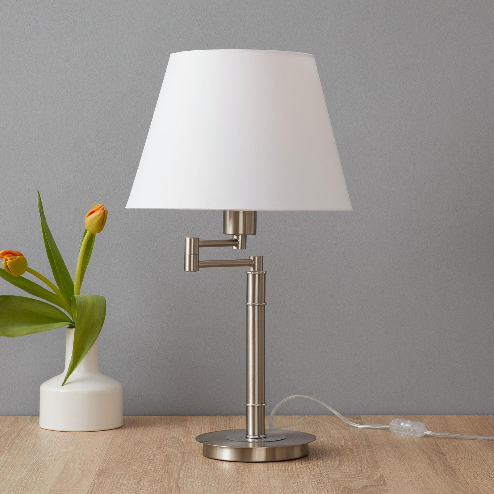 Produktové foto FISCHER & HONSEL Stolní lampa Berlin mosaz