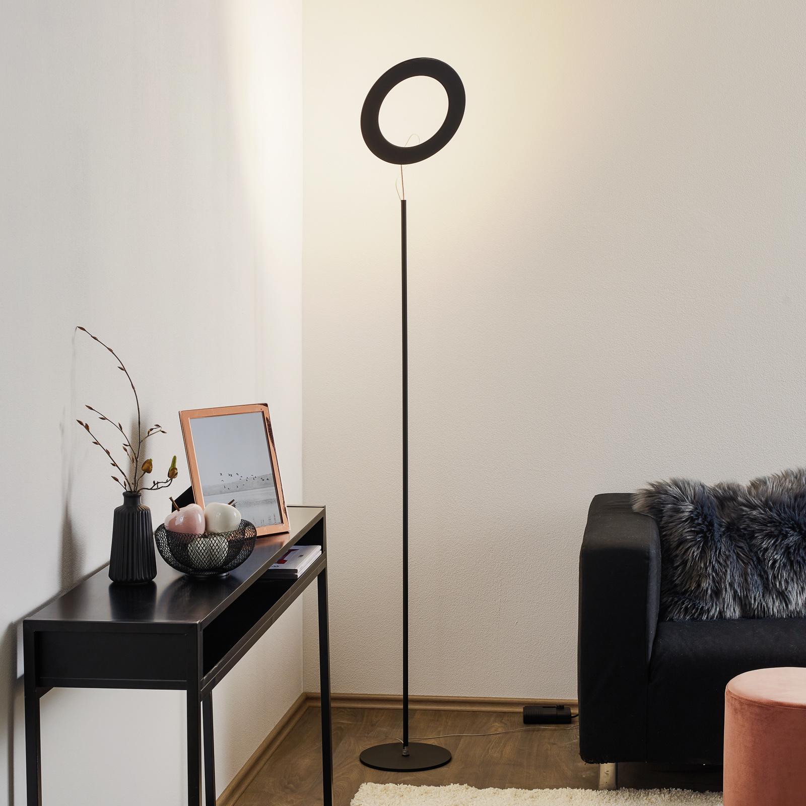 ICONE Vera ST - LED-Stehleuchte, schwarz