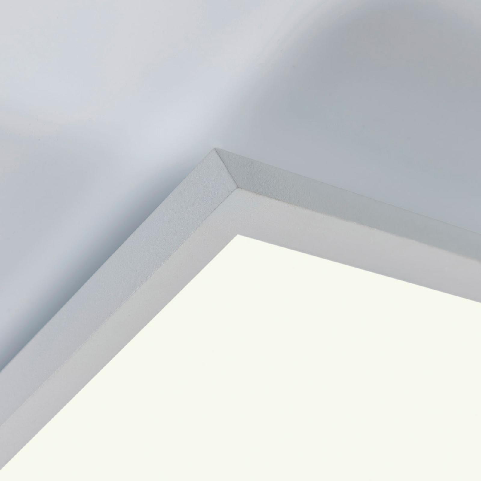 Justerbar lysfarge LED panel Philia, 59,5cm | Lampegiganten.no