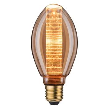 LED-lampa E27 B75 4W Inner Glow ringmönster