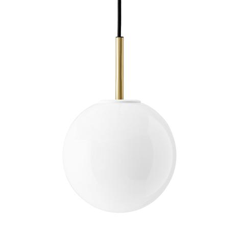 Menu TR Bulb LED hanglamp 1-lamp van messing