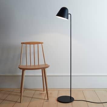 Nyta Tilt S Floor stojací lampa, černá