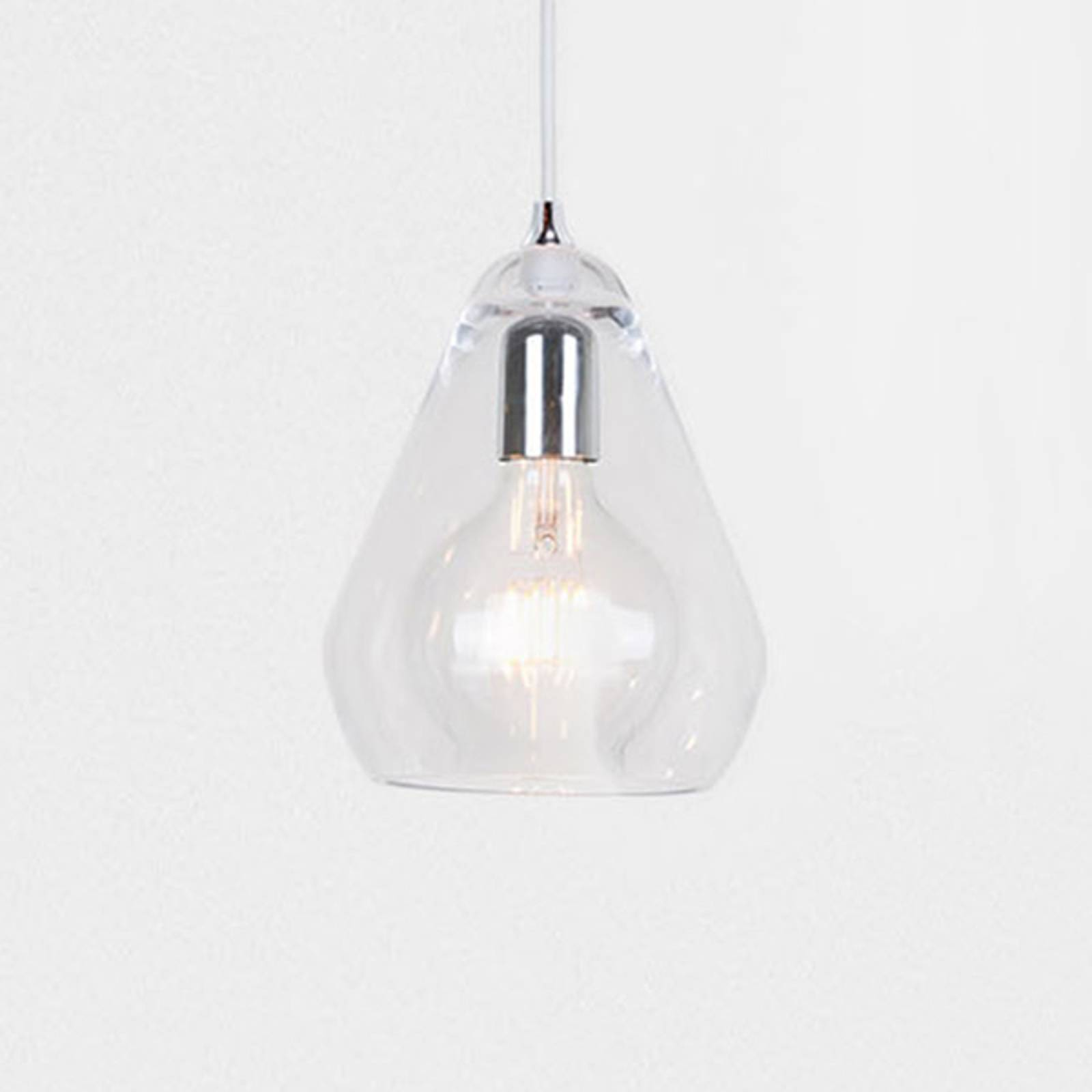 Innermost Core 20 - szklana lampa wisząca