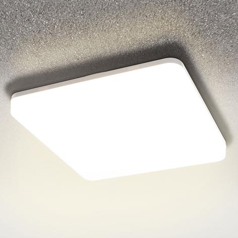 Lampa sufitowa czujnik ruchu LED Pronto, 33x33cm