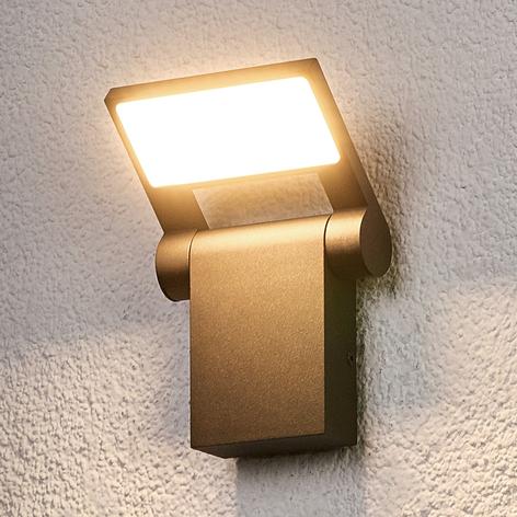 Beweeglijke LED outdoor wandlamp Marius