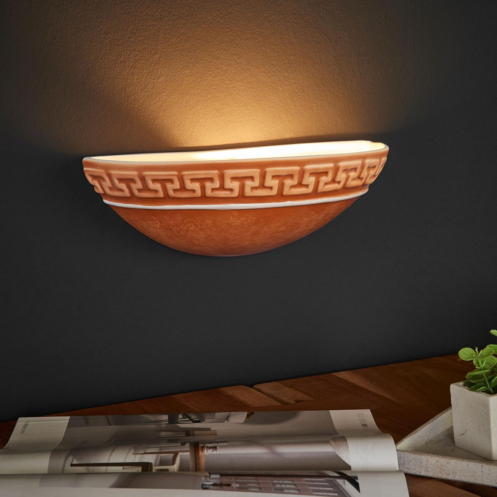 Nástěnné světlo GRECA MEDITERRANEO
