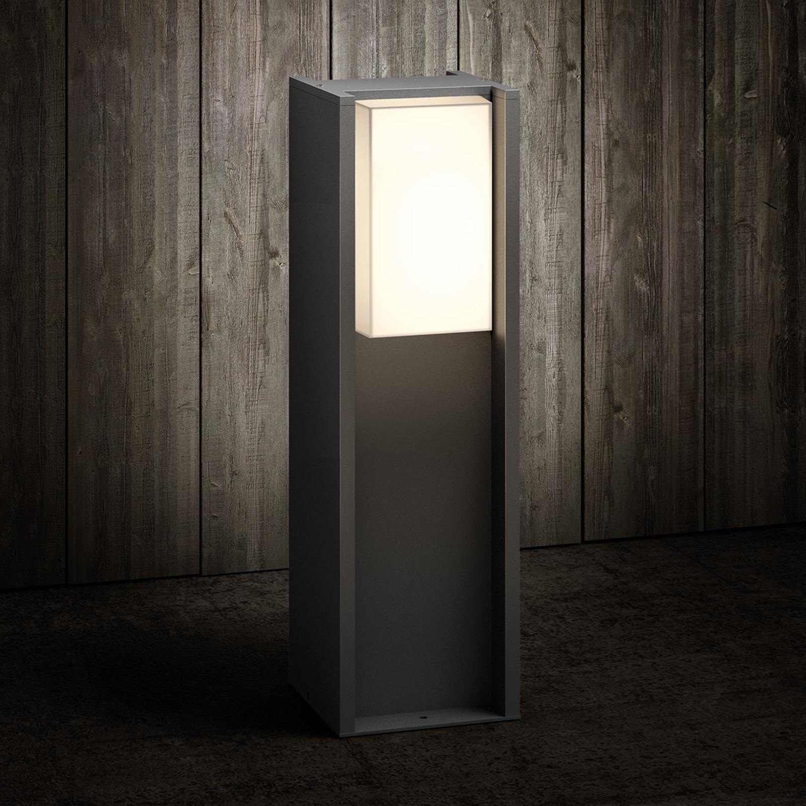 Philips Hue LED-sokkellampe Turaco – styrbar