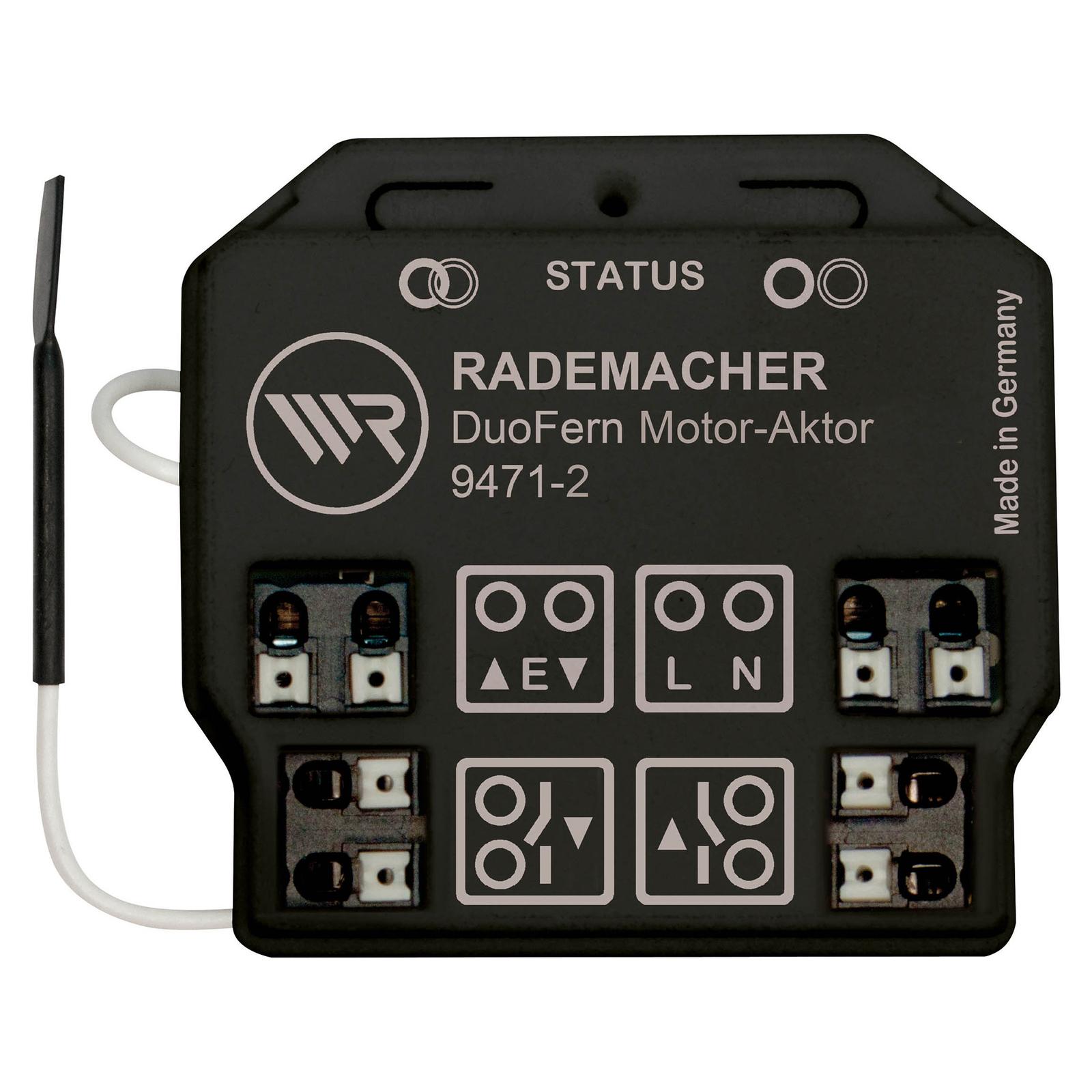 Rademacher DuoFern silnik rurowy-aktor
