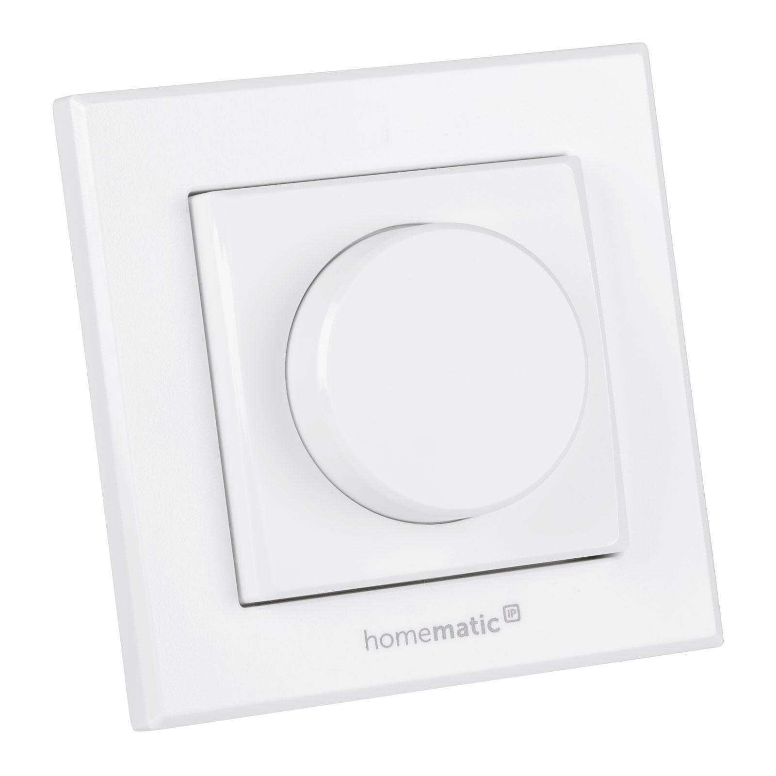 HomeMatic IP draaiknop