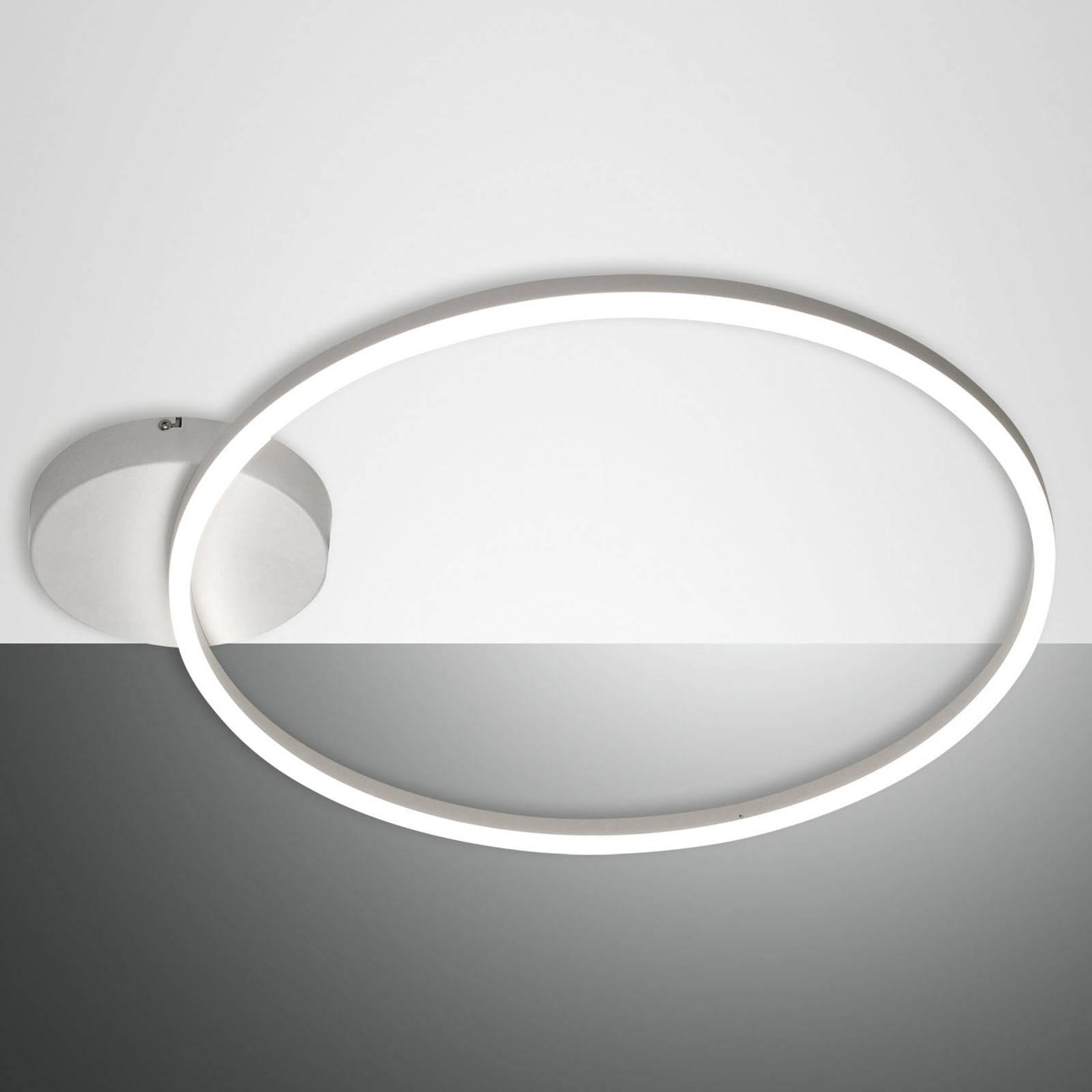 Lampa sufitowa LED Giotto 1-punktowa, biała
