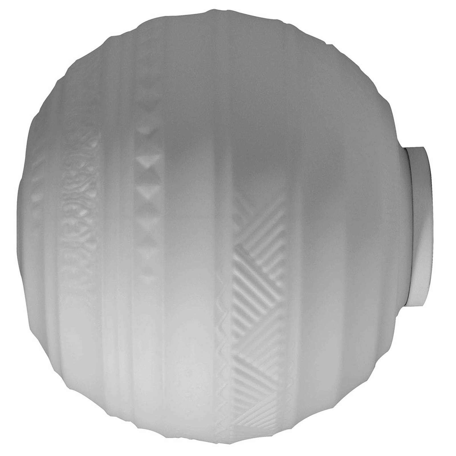 Karman Braille - design wandlamp, 40 cm
