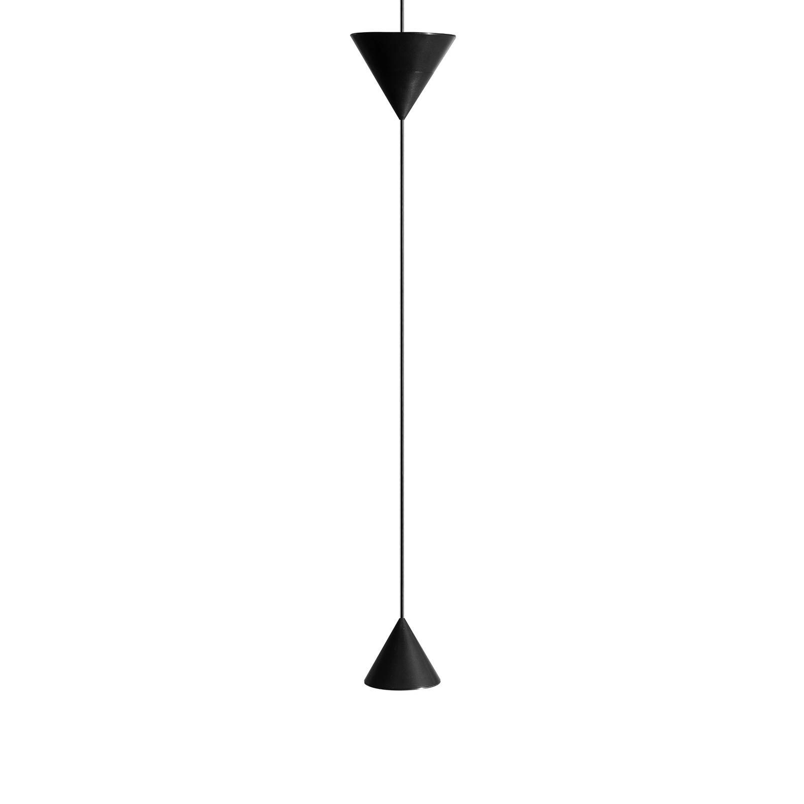 Karman Filomena LED-Wandleuchte 2.700K zweiflammig
