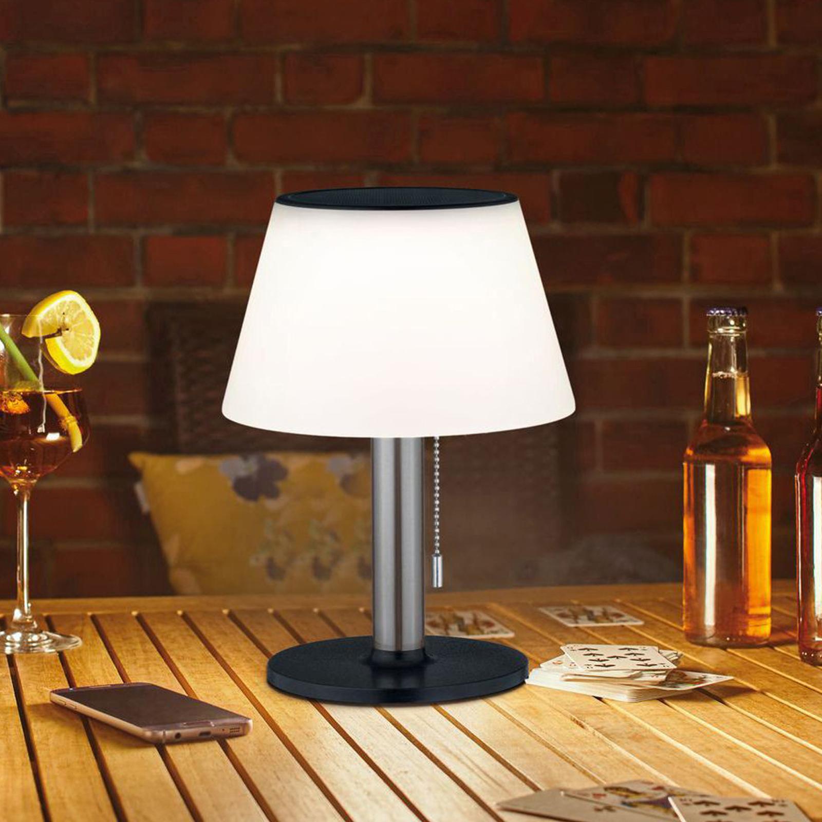 Paulmann Lillesol -ulkopöytälamppu