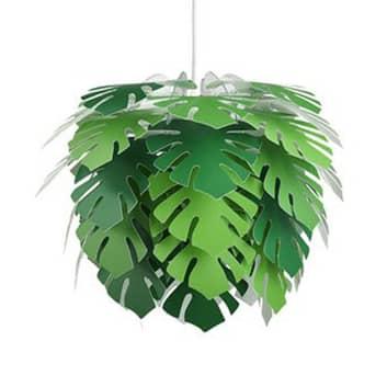 Dyberg Larsen Illumin Philo lampa wisząca zielona