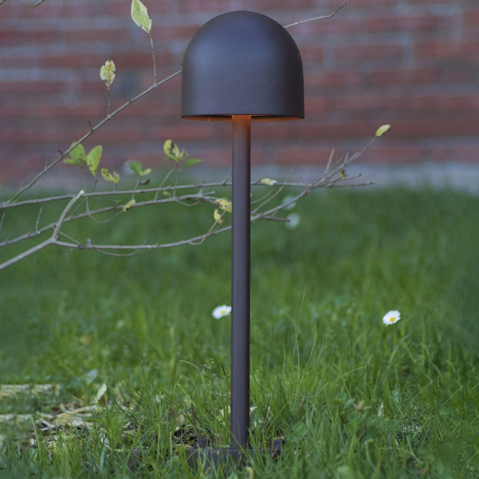 Martinelli Luce Boleto LED-Sockelleuchte, 50 cm